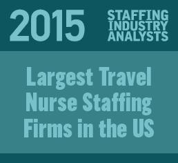 Staffing Industry Analysts Nursing 2015