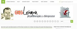physical therapy website lehman