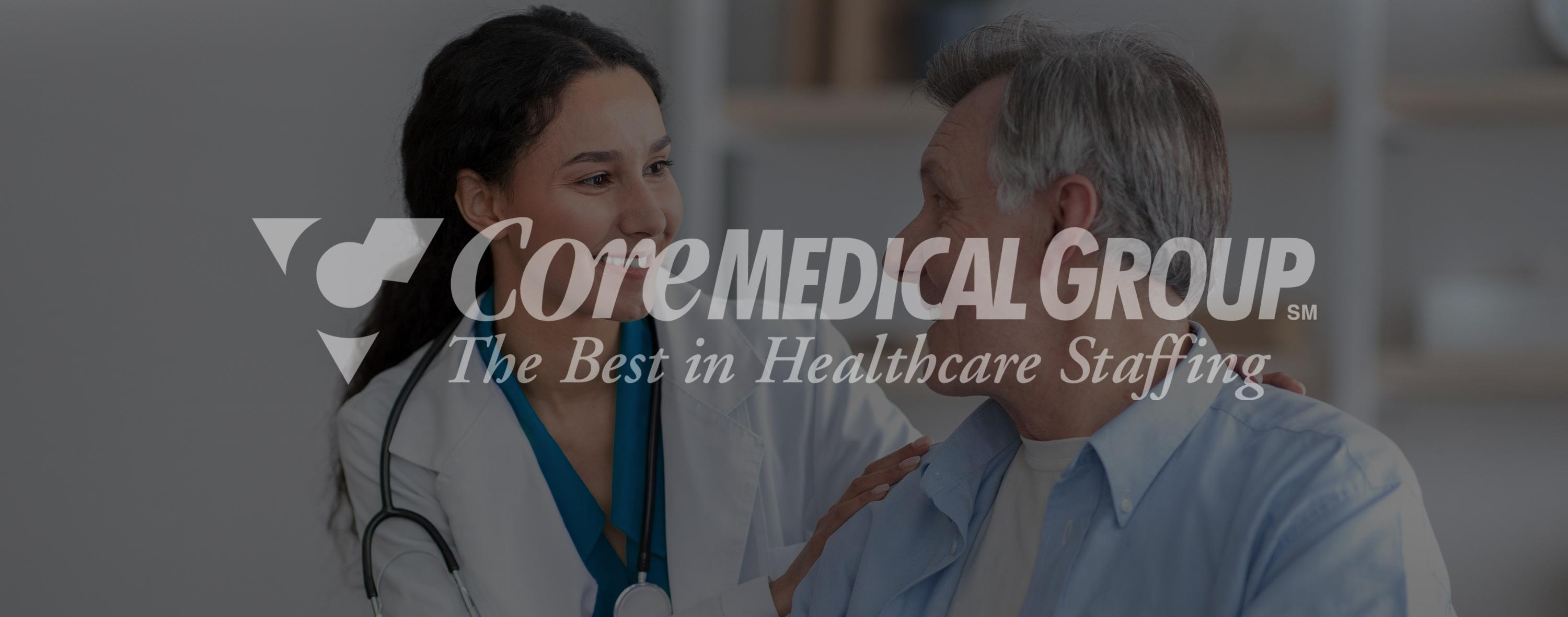 young-woman-doctor-older-man-patient-smiling