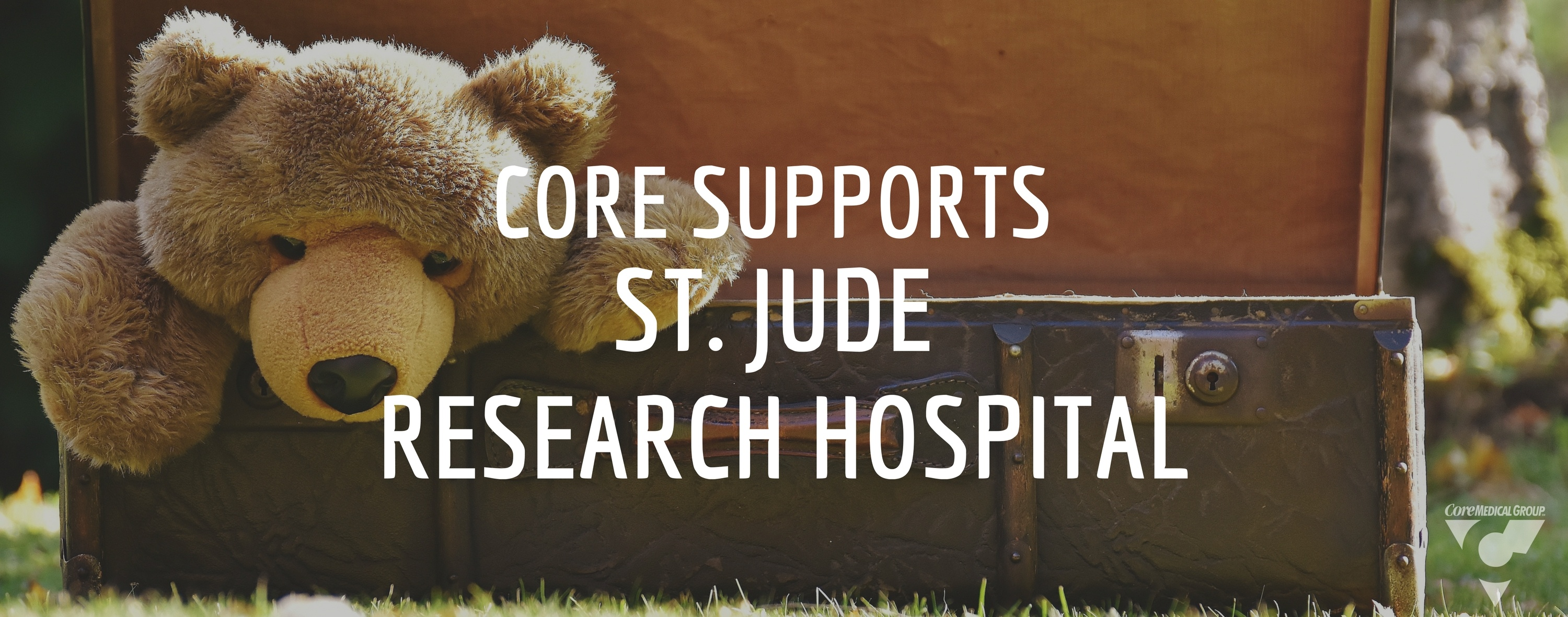 CoreMedical Group Supports St. Jude Children's Research Hospital